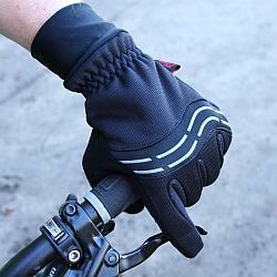 Rękawiczki Vezuvio Czarne